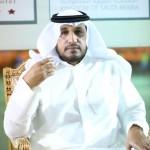 الكابتن ناجي الدوسري النجم السابق لمنتخب المملكة لكرة اليد ونادي القادسية